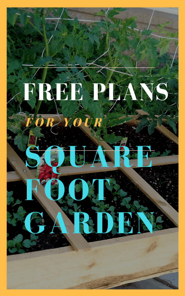 Learn everything you need to know about square foot gardening. Plus get free layouts to the best square foot gardening plans for high yields in small gardens. This is great for any gardener who is just starting a beginner vegetable garden and will help you plan, care for and harvest the most vegetables from your square foot garden. #thehappygardeninglife #organic #organicgardening #gardeningaustralia