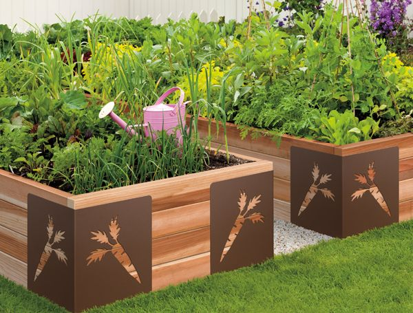 42 Stunning Raised Garden Bed Ideas That You Need To See