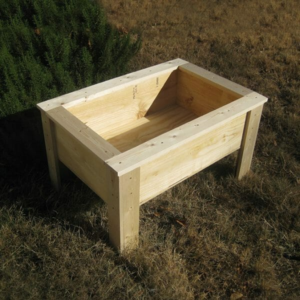 Raised Planters On Legs: 42 Stunning Raised Garden Bed Ideas That You Need To See