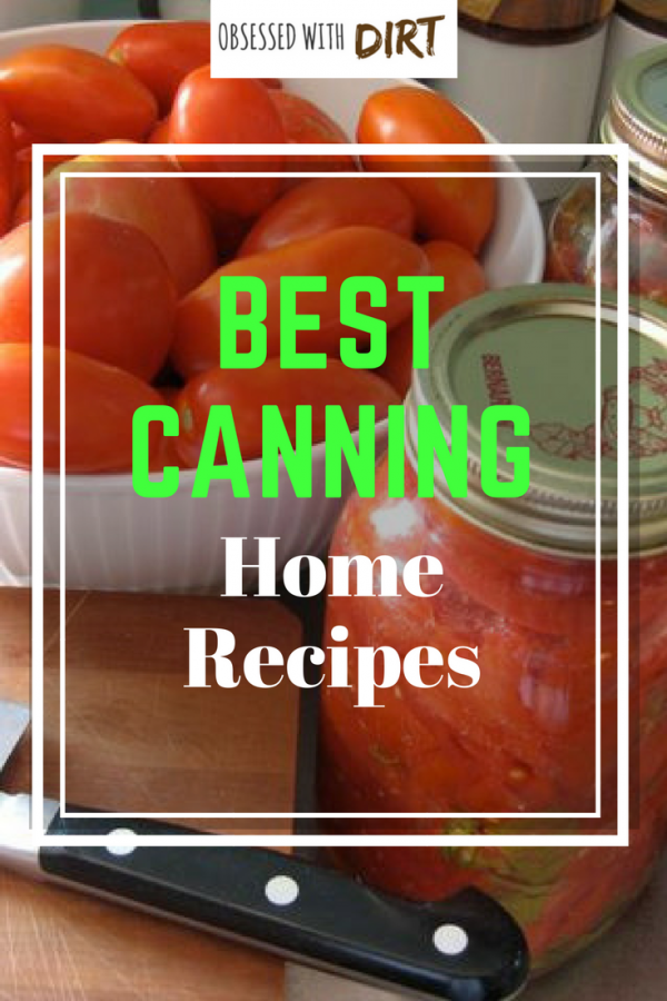 best home recipes for canning
